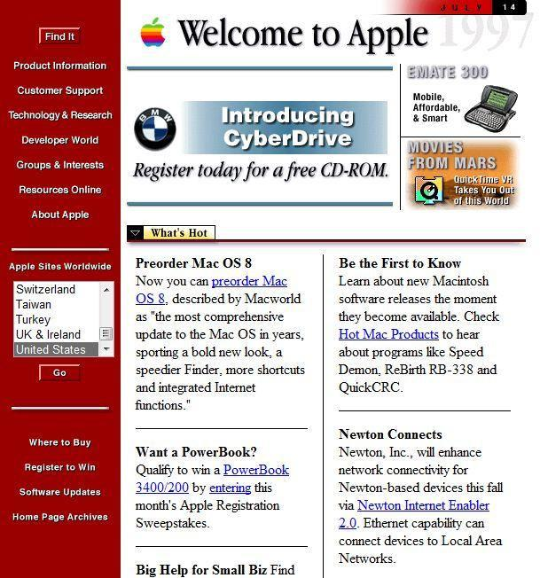applefirstwebsite