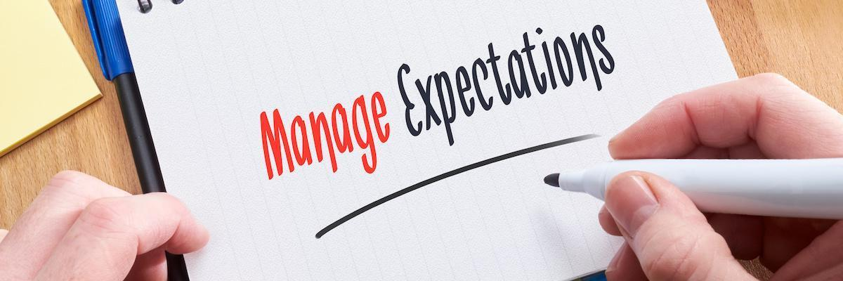 Managing Project Expectations
