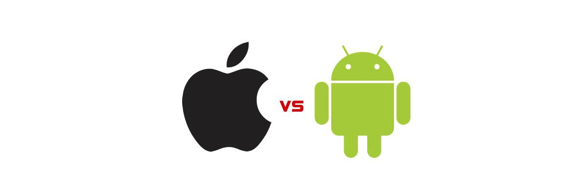 Google Play or the Apple App Store