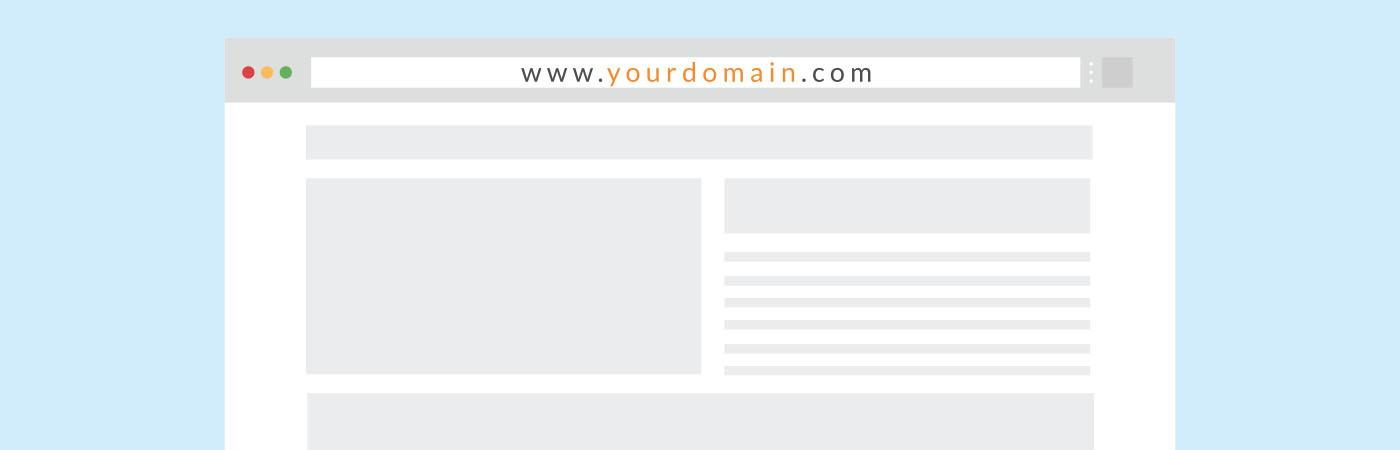 How much does a domain name cost?