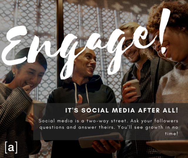 How to engage on social media