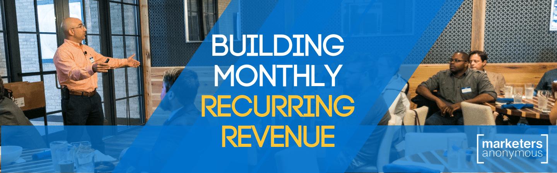 Building Monthly Recurring Revenue (1)