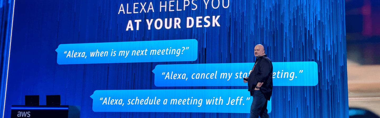Erik Goes to AlexaConf