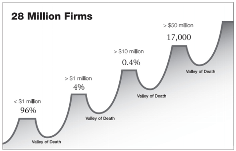 How to Overcome the Startup 'Valley of Death'