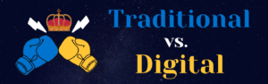 Digital Advertising vs. Traditional Advertising: How targeting is destroying traditional marketing