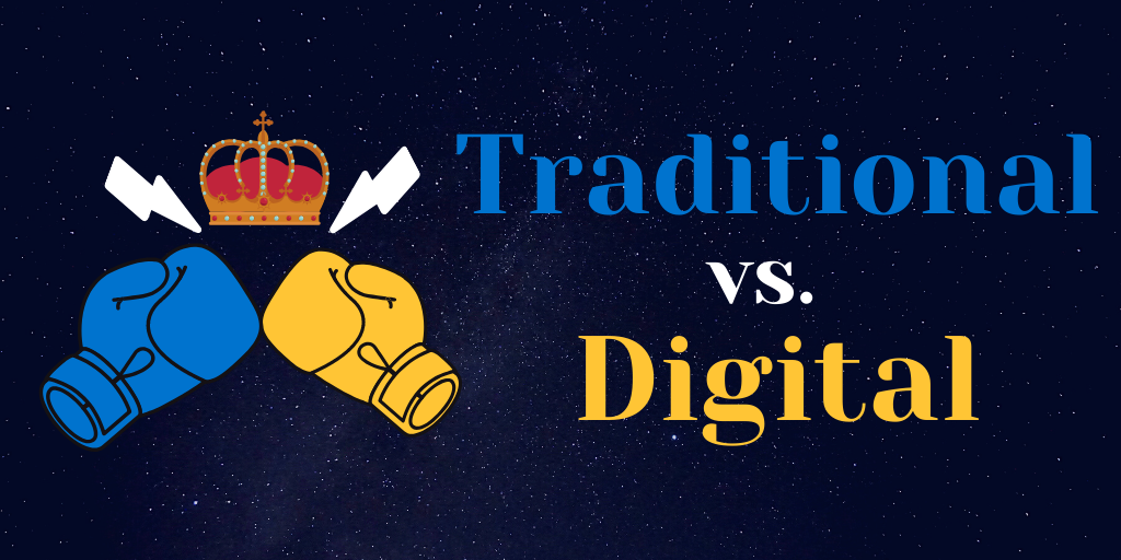 Digital Advertising vs. Traditional Advertising: Which Will Target My Audience Better?