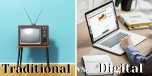 Digital vs. Traditional Advertising: How much does each cost?
